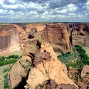 No way, can it be?  It's ... it is!  Canyon de Chelly!