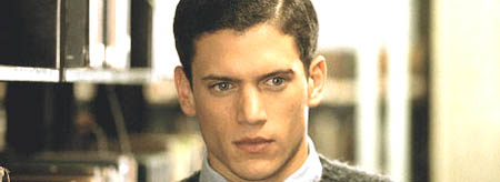 My new boyfriend - Wentworth Miller